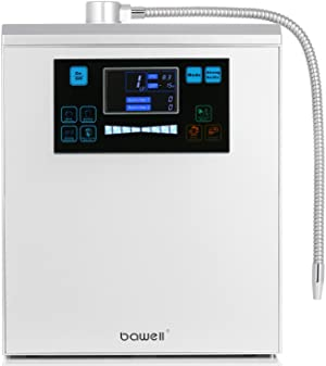 Amazon Com Bawell Platinum Alkaline Water Ionizer Machine