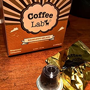 ·Coffee Lab Against The Others – We are an affordable espresso alternative but have not cut on costs on quality. EVERY SINGLE capsule is individually sealed ...