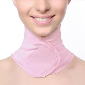 Amazon.com: c.x.z Spa Gel cuello Wrap Hidratante suavizar ...