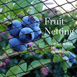 Fruit Netting Garden Netting by AlpineReach