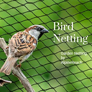 Bird Netting Garden Netting by AlpineReach