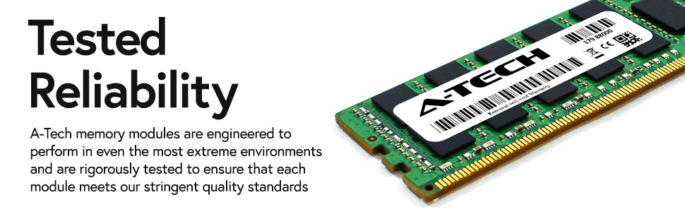 DDR4 ECC RDIMM Memory Ram Registered
