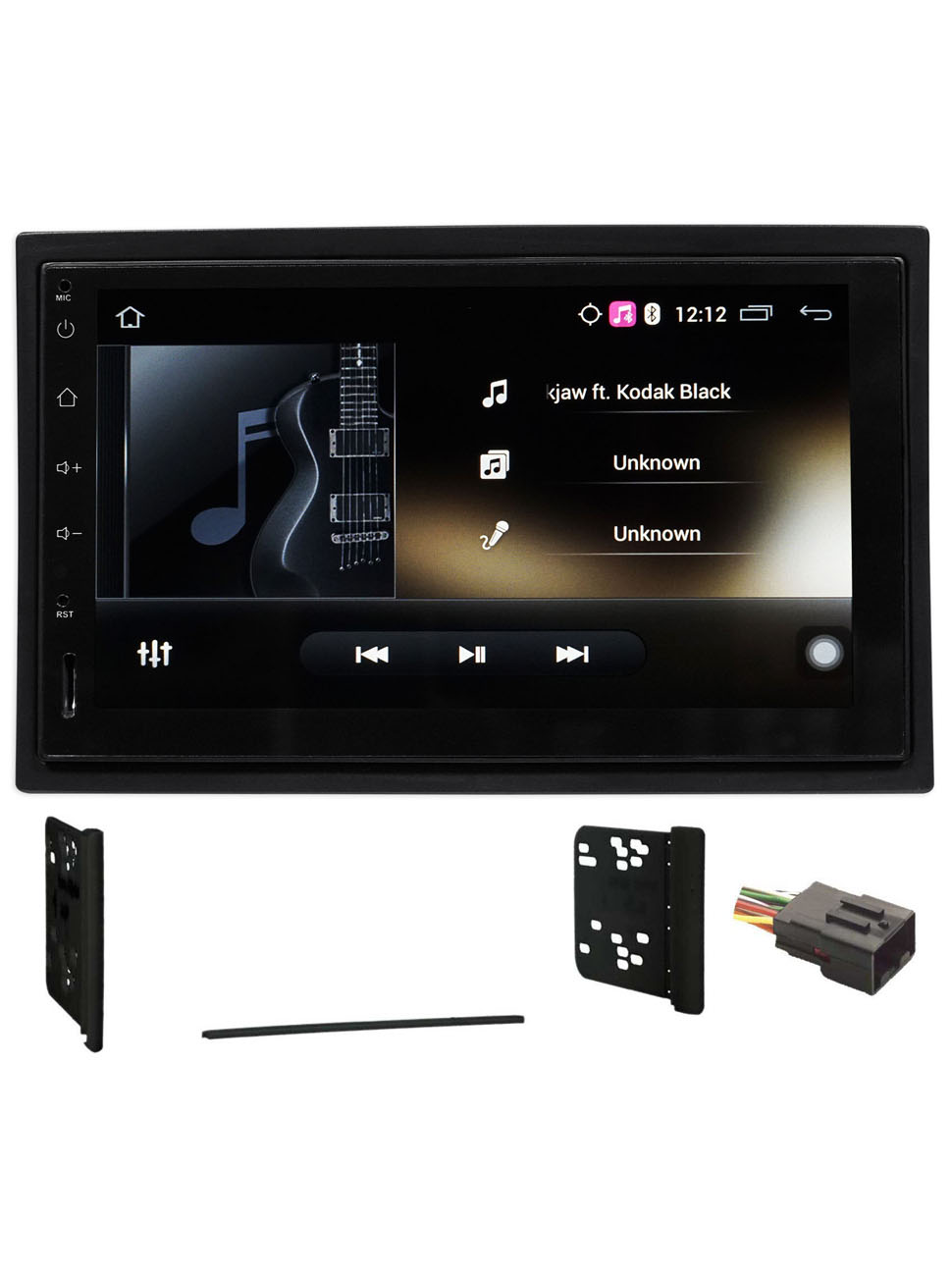 Car Navigation Bluetooth Wifi Receiver For 1999 2004 2011 Ford F 250 Wiring Diagram 350 450 550