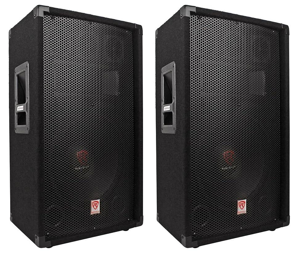 Amazon.com: (2) Rockville RSG12.4 12 3-Way 1000 Watt 4-Ohm Passive ...