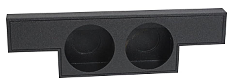 "Chevy Silverado Crew-Cab 12/"" Dual Ported sub box 12/"" ported subwoofer Enclosure"