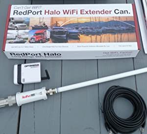 Amazon.com: Halo Long Range Marine & RV Wi-Fi Extender