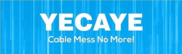 Yecaye - cable mess no more