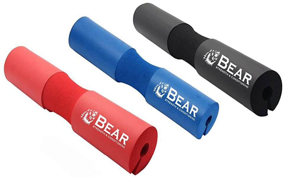 Barbell Squat Pad - Neck & Shoulder Protective Pad Great Squats, Lunges Hip Thrusts, Weight Lifting
