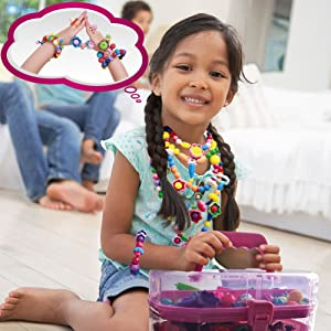 Pop beads for girls