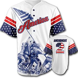2nd amendment baseball