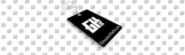 Greater Half Hang Tag, Greater Half Banner Image