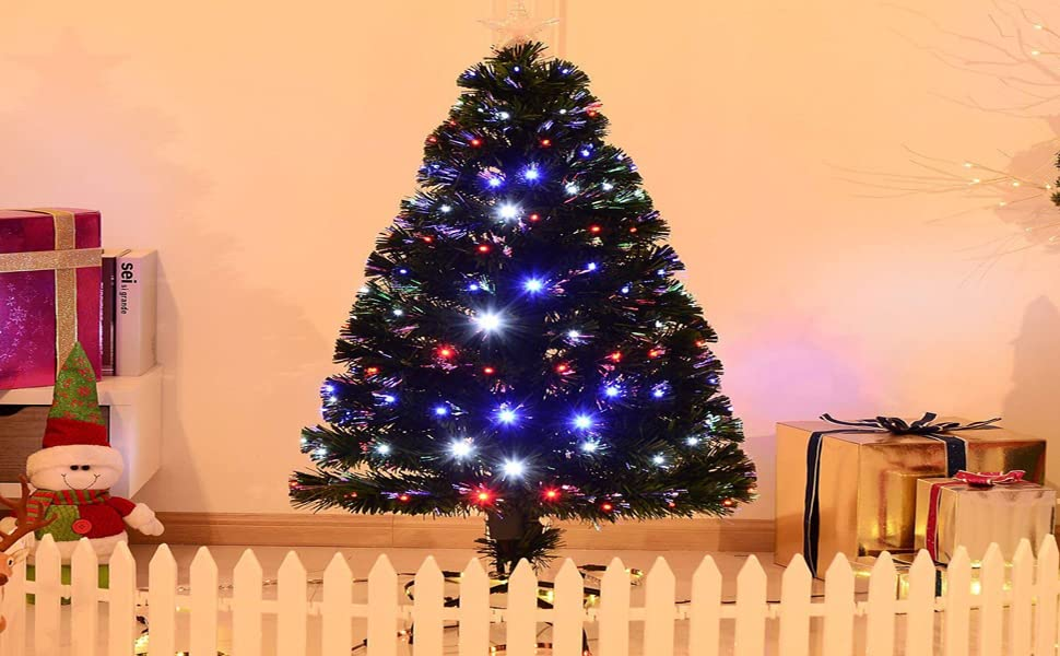 four foot indoor holiday christmas tree artificial