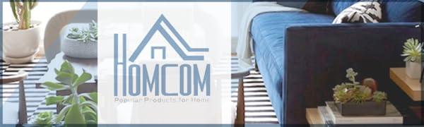 homcom home furniture weapon safe secure case foam