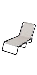 Amazon Com Outsunny Outdoor Folding Chaise Lounge Sun