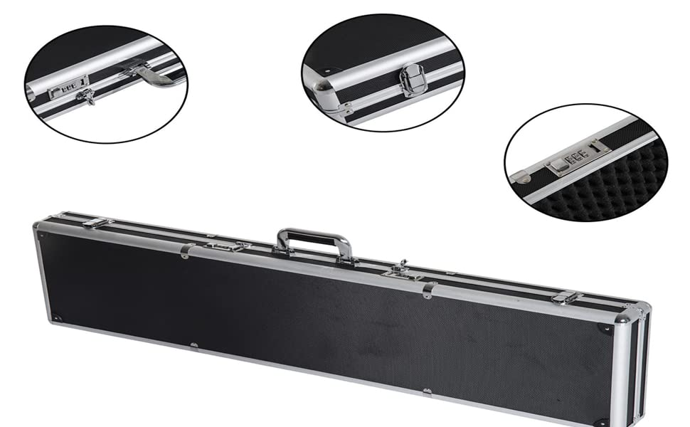 weapon valuable tough durable heavy duty foam padding safety security firearm safe stability