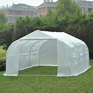 large shade net garden greenhouse