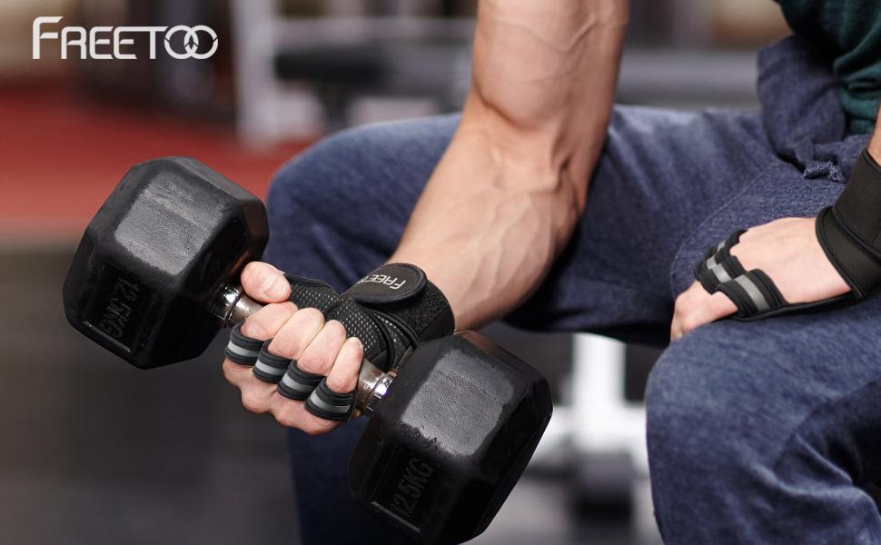Highest Strength /& Durability Northeast Fitness Weight Lifting Wrist Wraps