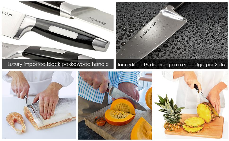 Japanese Chef Knife, Awakelion 8