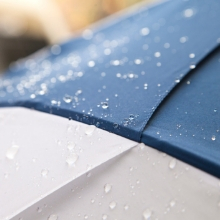 Water Repellent - Extra durable 190T Pongee fabric