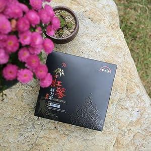 korean red ginseng black