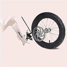 nicec kids bike disk break