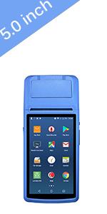 Amazon.com: MUNBYN POS Printer, Android POS Terminal Printer ...