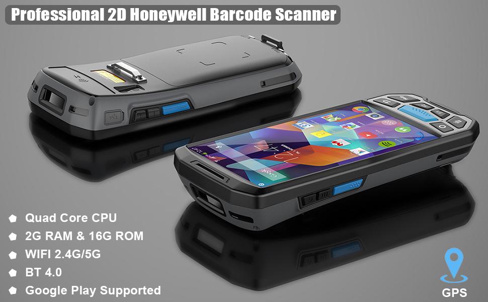 professional 2d honeywell barcode scanner