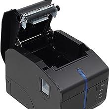 80mm Thermal Kitchen Printer, MUNBYN Receipt POS Network Printer with USB Serial Ethernet LAN Cash Drawer Windows Mac Driver,High Speed Printer ...
