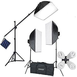 3pc 2400 Softbox Lighting Kit H9004sb2