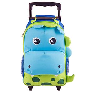 dinosaur luggage