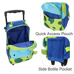 toddler suitcase