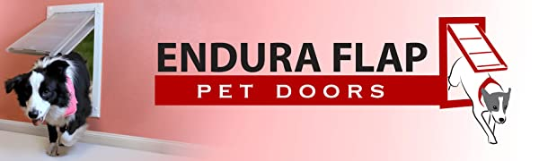 Endura Flap Pet Door Logo