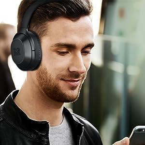 headphones with mic,headphones with microphone