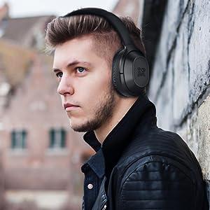 headphones, wireless headphones, bluetooth headphones