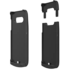 Galaxy S7 Edge Battery Case, NOVPEAK 5200mAh Slim Portable Extended Backup Charging Battery Charger Case with Kickstand for Samsung Galaxy S7 Edge ...