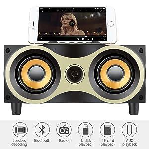 Multi-function speaker
