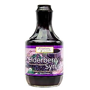 Elderberry Syrup 30oz
