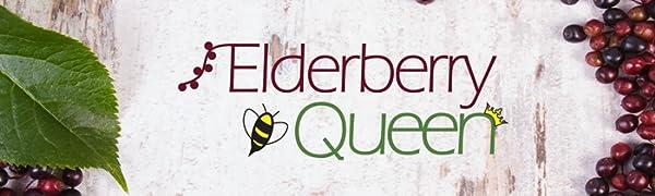 Elderberry Queen Header