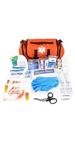 multi-trauma medical home survival shear waterproof stocked shoulder strap professional portable