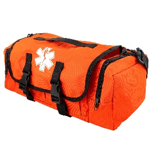 emergency equipment padded medical trauma large basic supplies firefighter complete responder