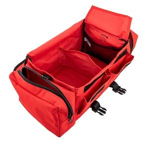 paramedic response emergency bags supply responder firefighter gear trauma ambulance supply