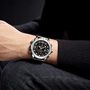 military time watches for men