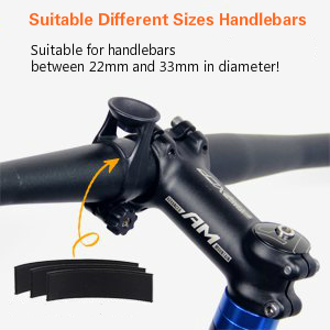 visnfa bike phone mount bike phone holder bicycle phone mount bicycle phone holder 2