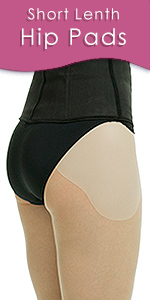 13f301041c7 Sculptress Women s Silicone Hip Pads - Short Style at Amazon Women s ...