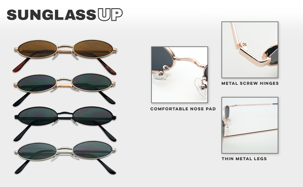 Black Retro Unisex Style Festival Summer Sunglasses inc Pouch Eyewear Celeb