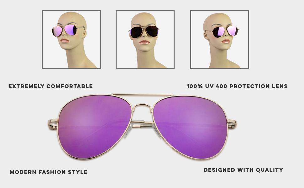 cop sheriff bad and boujee vintage stylish aviators women men sunglasses costume accessory & travel