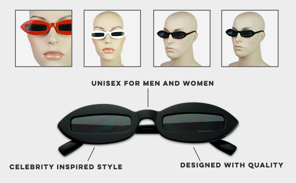 5eb8b1a0b1fc9 Celebrity inspired cutout oval clout cat eye goggles bold futuristic lazy eyes  sunglasses 90s small