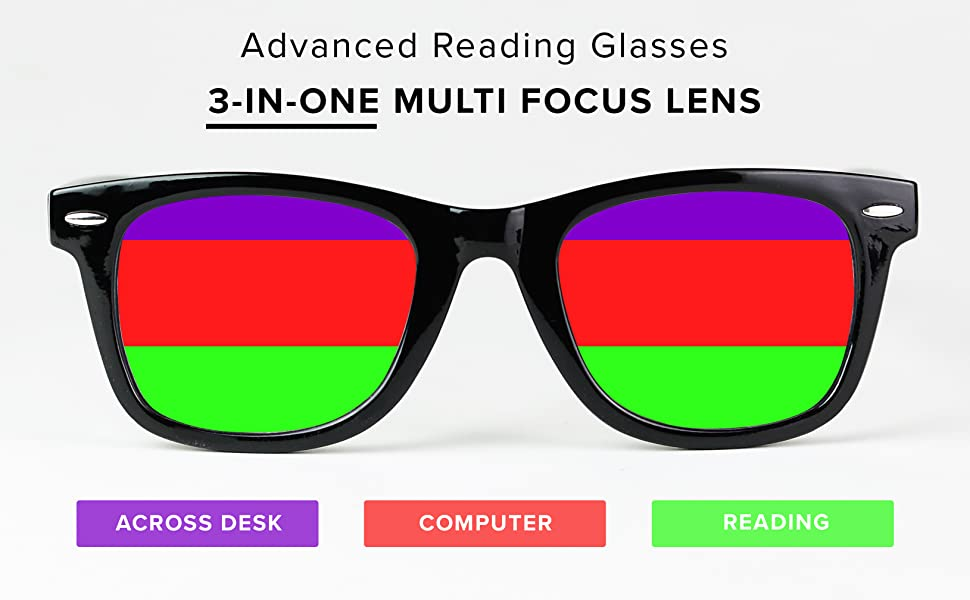 a035ef3b8c transition 3 powers in one pair transitional magnifying nearsighted  distance clear vision sunreaders