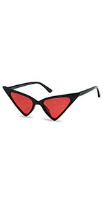 Amazon.com: SunglassUP - Gafas de sol con forma de gato ...