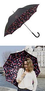 petals flower umbrella